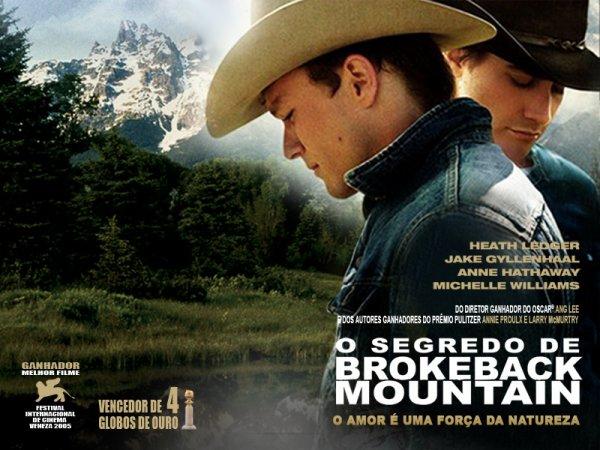 Critique no. 86 - Brokeback Mountain (Le secret de Brokeback Mountain)