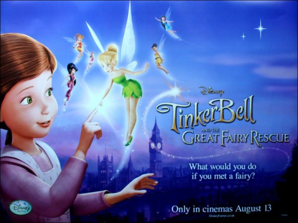 Critique no. 88 - Tinker bell and the great fairy rescrue (Clochette et l'expédition féerique)