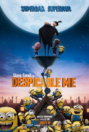 Critique no. 95 - Despicable me (Détestable moi)