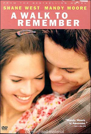 Critique no. 98 - A walk to remember
