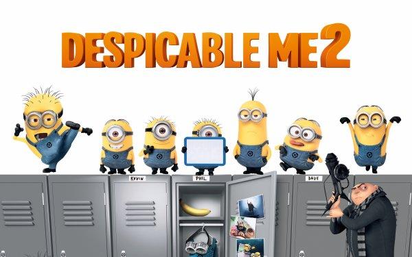 Critique no. 101 - Despicable me 2 (Détestable moi 2)
