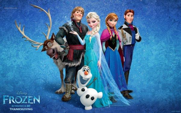 Critique no. 107 - Frozen (La reine des neiges)