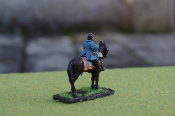 Colonel Robert Hall Chilton chef d'état-major armée confédérée de Virginie du nord