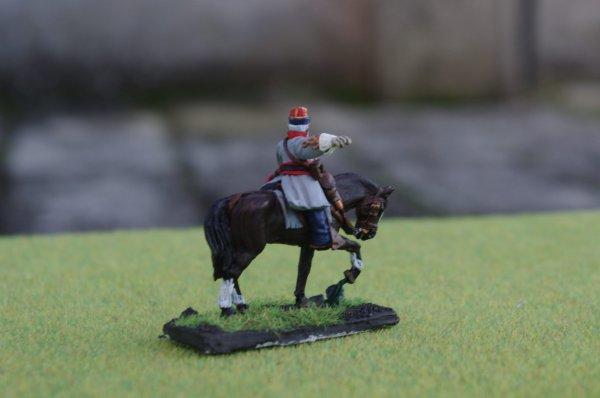 Brigadier général William Nelson Pendleton chef de l'artillerie armée confédérée de Virginie du nord