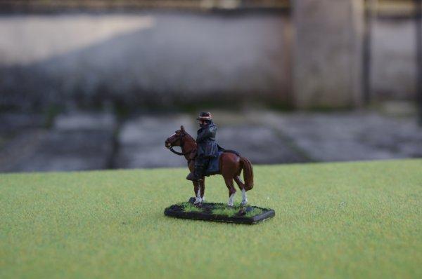 Docteur Lafayette Guilde médecin en chef armée confédérée de Virginie du nord