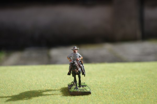 Major Charles Marshall aide de camp armée de Virginie du nord