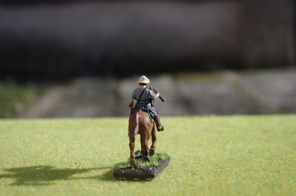 Signal officer armée confédérée de Virginie du nord
