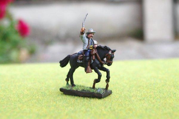 Major John H Richardson 39 bat Virginia Cavalry