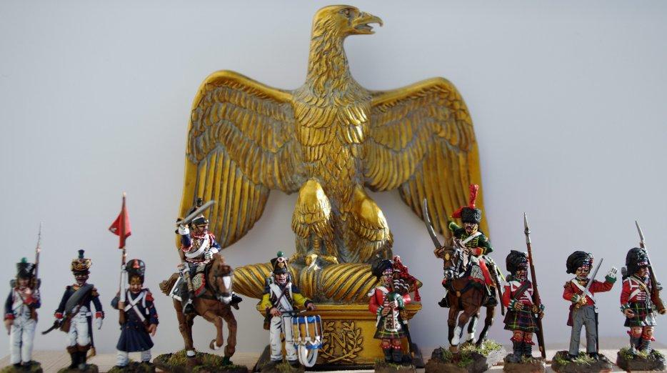 .Les foudres de L'aigle
