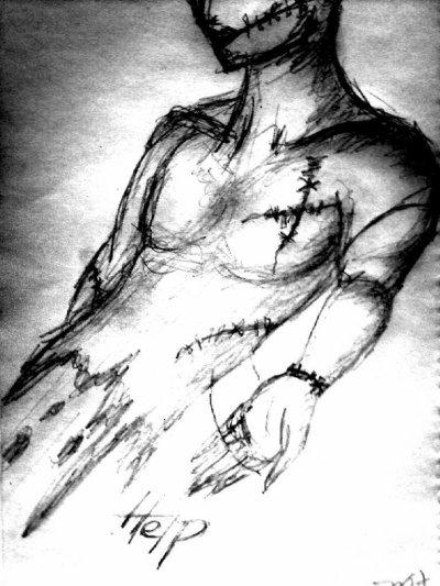 >>On me dit que je sais dessiner<<