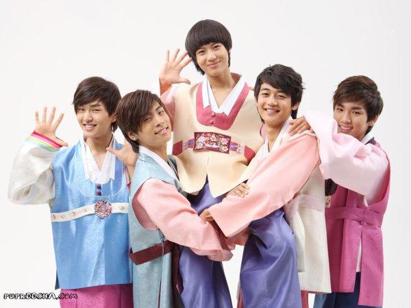 Shinee <3 Fiche