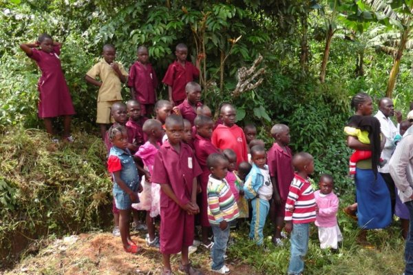 Dschang: crée depuis 2010, l'école publique d'Apouh 2 est aujourd'hui une école sans abri,