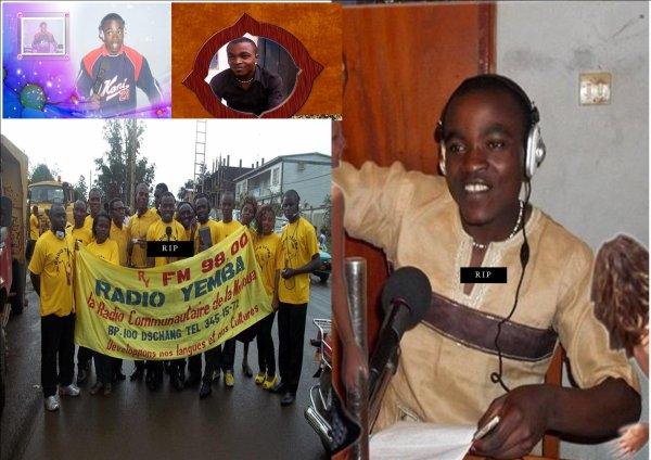 Necrologie: Encore un mort dans la famille radio Yemba Dschang