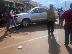 Bafoussam: Les parkings controversés d'Emmanuel Nzété