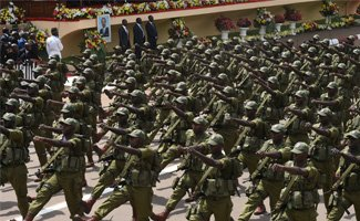 20 mai 2015 : sous le signe de l'unité, de la paix et du patriotisme