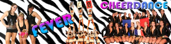 FEVER CHEERDANCE  -   Le site officiel