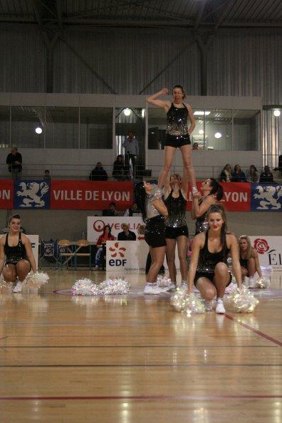 **  Lyon Basket Fémnin  **