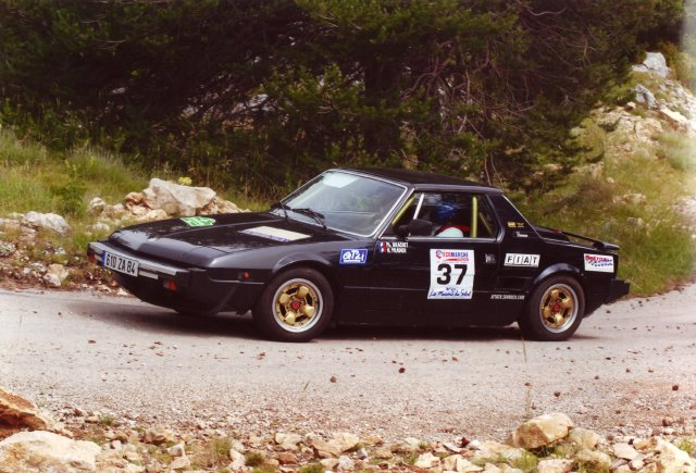 FIAT X 1/9 Bertone