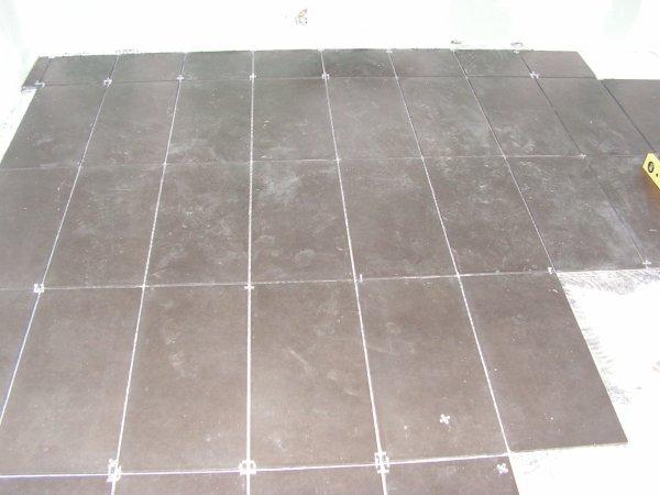 La Salle De Bain De Létage LA CONSTRUCTION DE WANDA ET LUDO PAR - Carrelage sol salle de bain leroy merlin