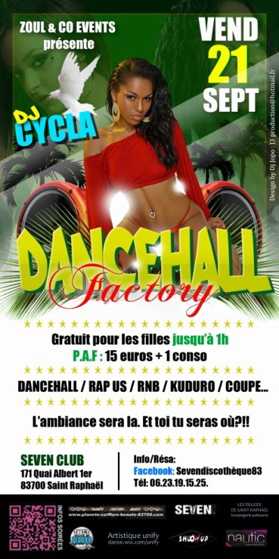 DANCEHALL FACTORY ACT 1