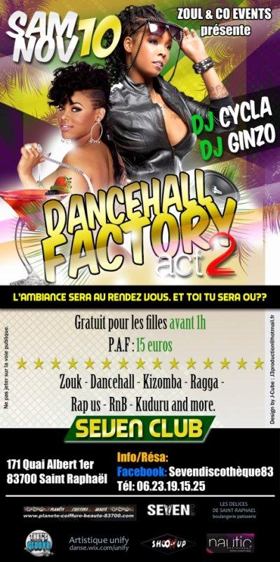 DANCEHALL FACTORY 2