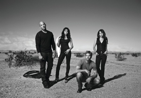 Photoshoot coup de Coeur, Fast and Furious part 4