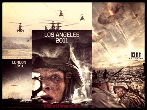 Zoom sur World Invasion : Battle Los Angeles