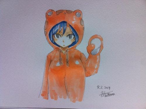 Image via twitter Hiro Mashima