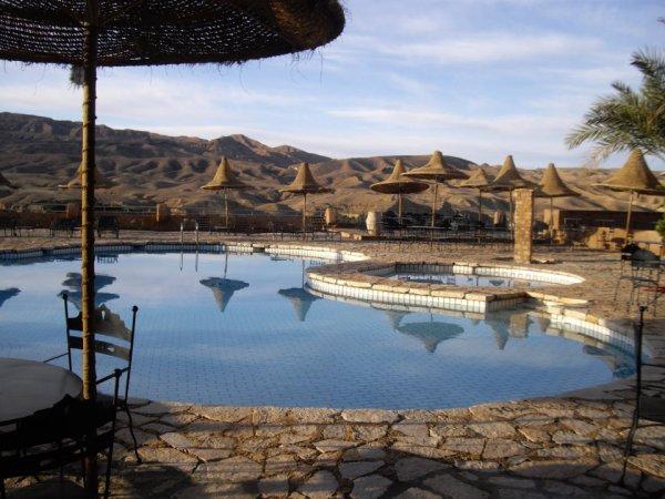 piscine de rêve pour moi en Tunisie c sa qui est bon