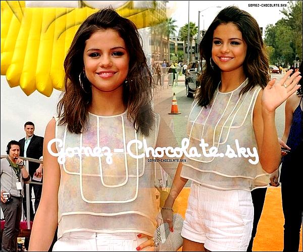 Ta nouvelle source sur Selena Gomez