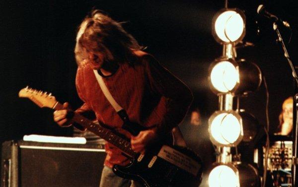 Les Guitares de Kurt Cobain