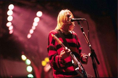 Kurt Cobain Live Barcelone 1994
