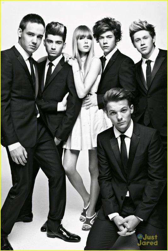 One Direction pour Vogue