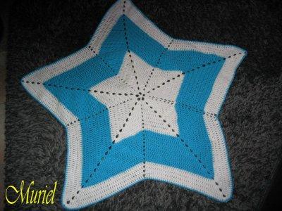 couverture étoile