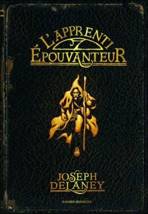 L'apprenti épouvanteur, Joseph Delaney