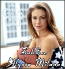 Photo de Sublime-Alyssa-Milano