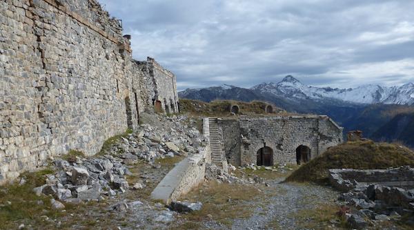 Le Fort de L'infernet