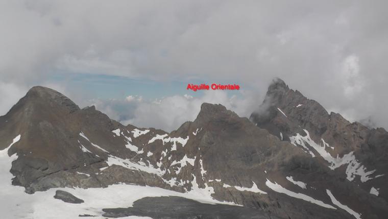 L'Aiguille du Goléon ( 3427 m)