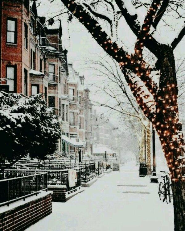 Un chaud hiver