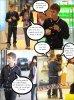 Premier article sur JelenaFrance ! Une bande dessinée humoristique sur Jelena. A prendre avec humour (: Vous aimez ?