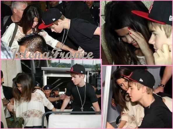 Jelena est de retour ! Ils ont été aperçu en Asie, a l'aéroport le 20 avril. Véritable amour, ou coup de pub ?