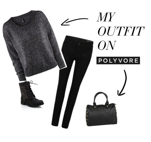 Outfit of the day - Tenue du jour n°1