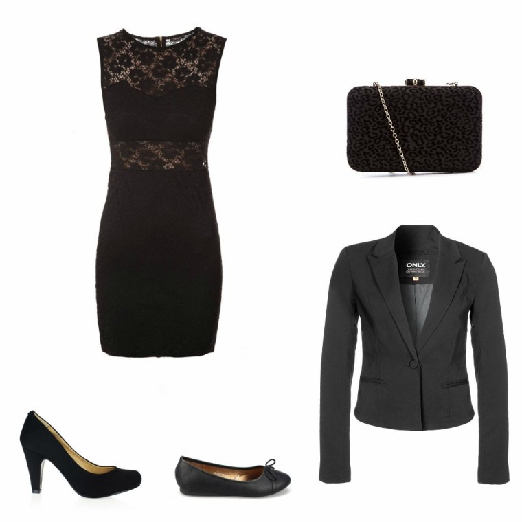 Outfit of the day - Tenue de Noël n°1