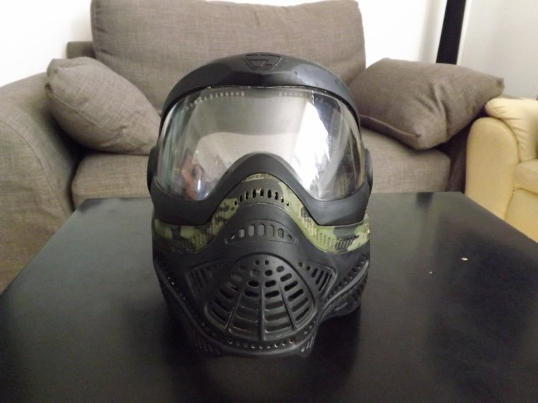 MASQUE PAINTBALL AIRSOFT A VENDRE