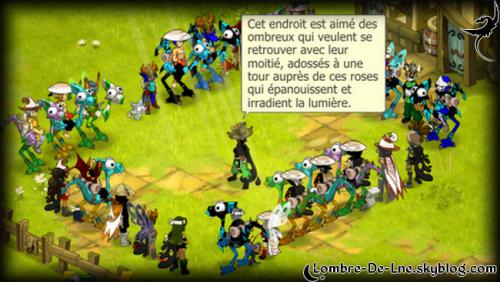 """☆ La soirée du up 100 de notre guilde """" L'ombre De Lune """" ☆"""