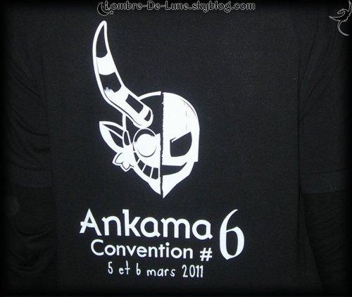 ☆ L'ombre De Lune à la convention Ankama 6 à Lille ! ☆