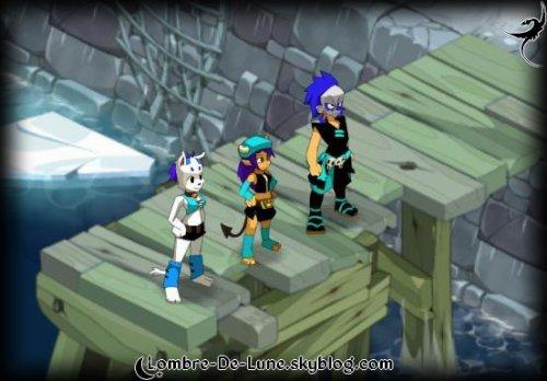 ☆ La vidéo du up 100 de L'ombre De Lune // 3 nouveaux personnages // notre cinquième ocre☆