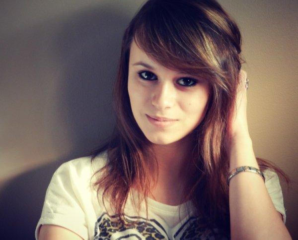 Océane # Célibataire # 17 ans.