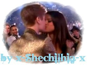 100% Sélena Gomez and Justin Bieber (montage  fait moi meme) je tiens a présiser
