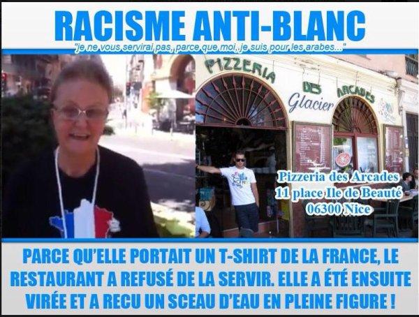 NON AU RACISME ANTI-FRANCAIS